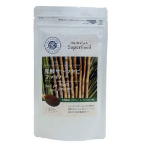 発酵サトウキビファイバー60g