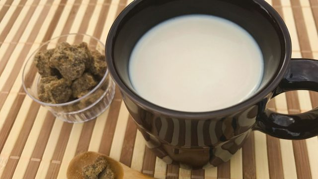 黒糖ミルク