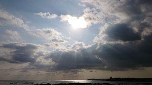 沖縄 2020年正月の海